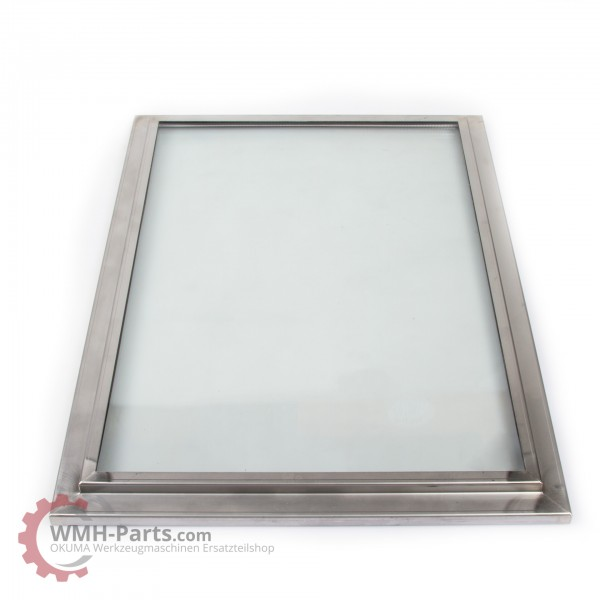 High Impact Sicherheitsfenster 66 x 48 x 2,8 cm für OKUMA LB3000/LB35II/LU35/MacTurn