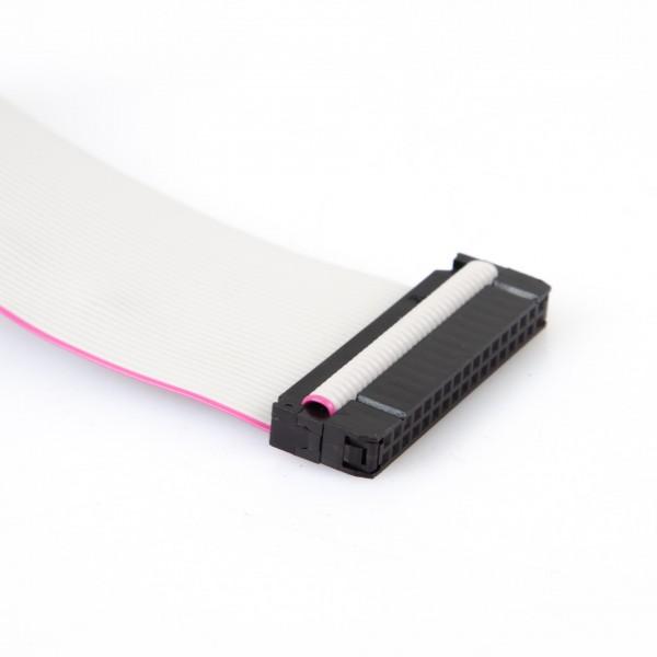 Floppy-Kabel intern ca. 55cm für 1 Floppylaufwerk