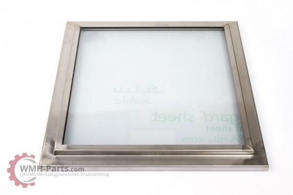 Sicherheitsfenster 42,5 x 42,5 x 2,8 cm für LB300/LB400/LB15II/LB3000EX/LU15II/LU300/LU400