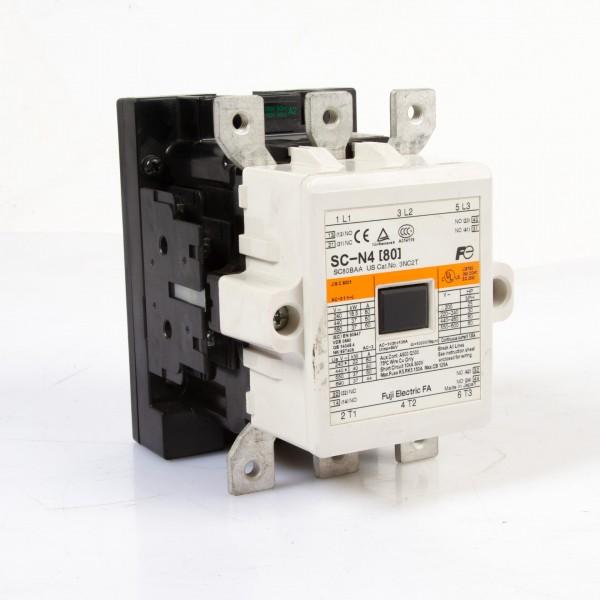 Fuji SC-N4 Schütz, Magnetic Contactor