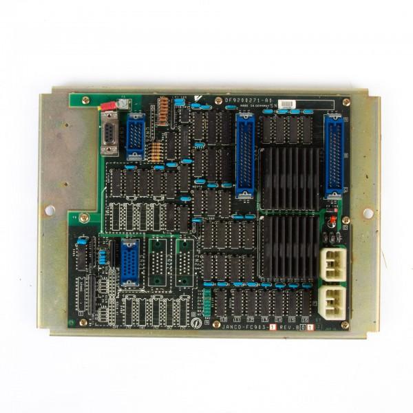 JANCD-FC903-1 Rev. B01 , DF9200271-A0 , Yaskawa