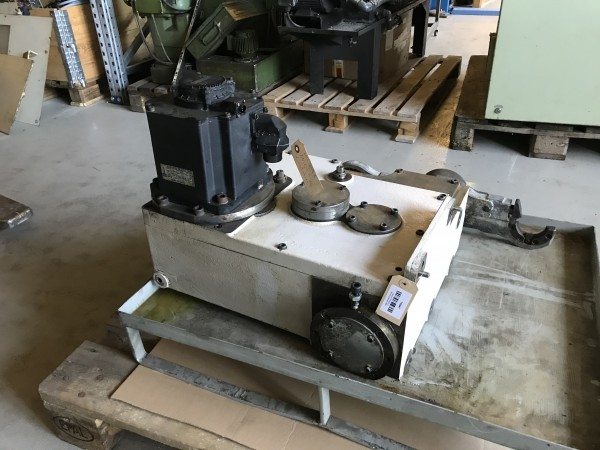Cambox (Getriebe) für Werkzeugwechsler MB56 (ohne Motor) im Austausch