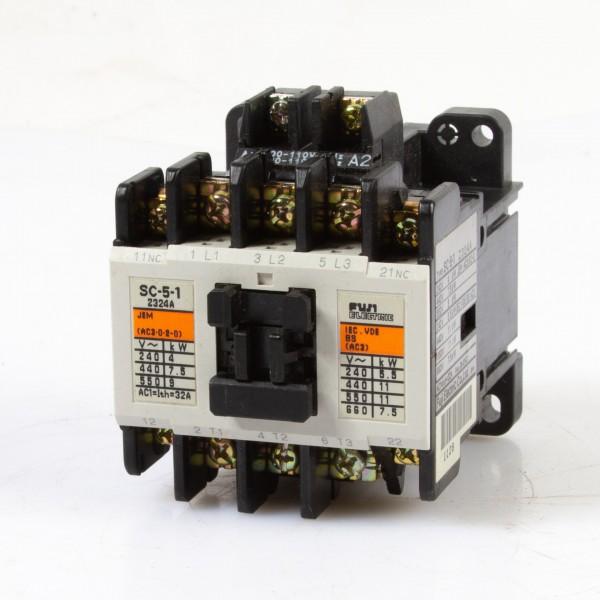 Fuji SC-5-1 Schütz, Magnetic Contactor