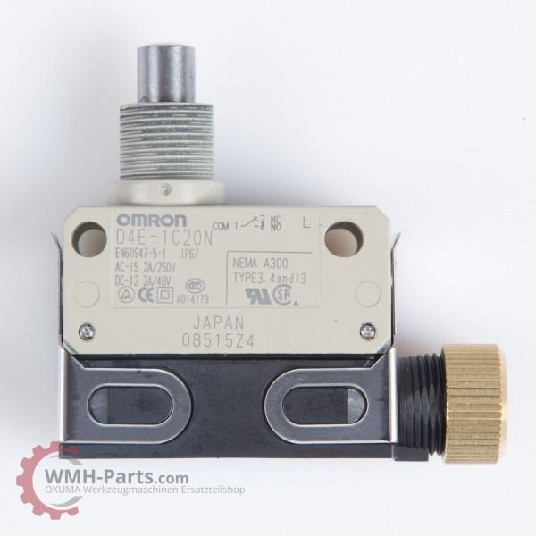 Omron D4E-1C20N Positionsschalter Stösel