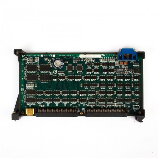 JANCD-FC600-2 Rev. B0 , DF9201266-B0 , Yaskawa