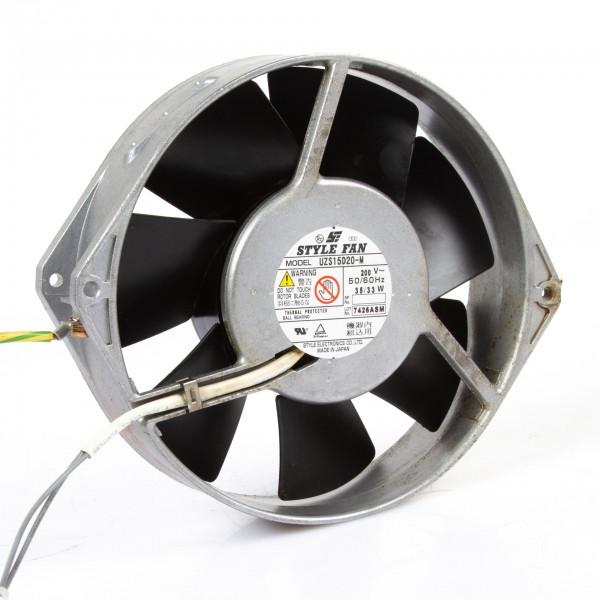 Style Fan UZS15D20-M, 200V, 50/60Hz, 35/33W