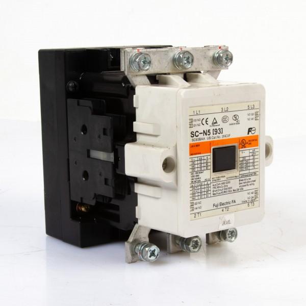 Fuji SC-N5 Schütz, Magnetic Contactor