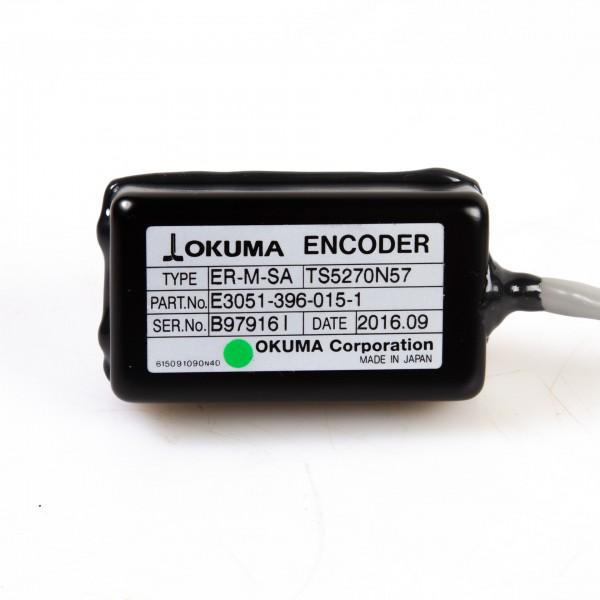 Okuma Encoder Type ER-M-SA TS5270N57, E3051-396-015-1, Pulscoder N57
