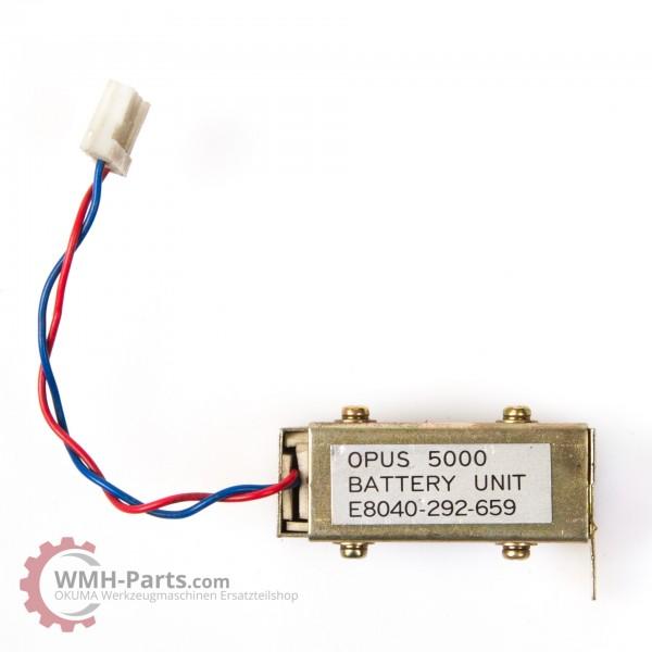 Batterie Unit OPUS 5000 E8040-292-659 für Okuma