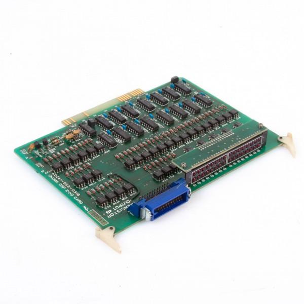 OKUMA OSP-EIO CARD , TRANSISTOR OUTPUT 4B , E0241-653-031B