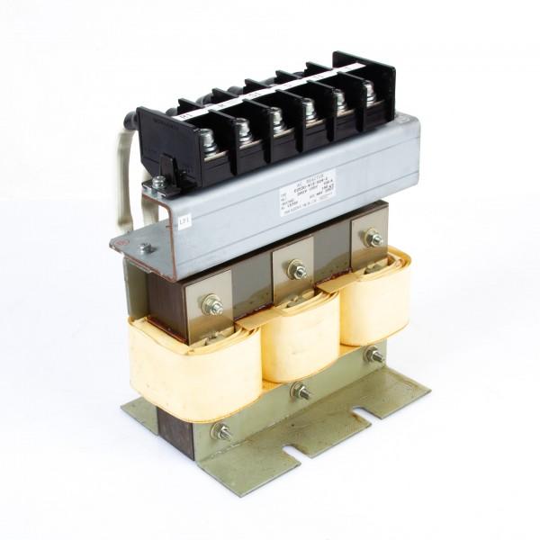Okuma E2530-413-024-C Transformator, Trafo, AC Reactor, 100A, 200V