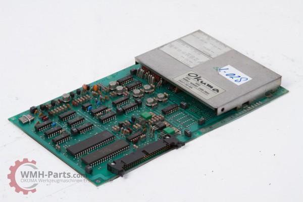 OKUMA BUBBLE MEMORY CARD 2Mbit , E0227-702-004 , OPUS 5000