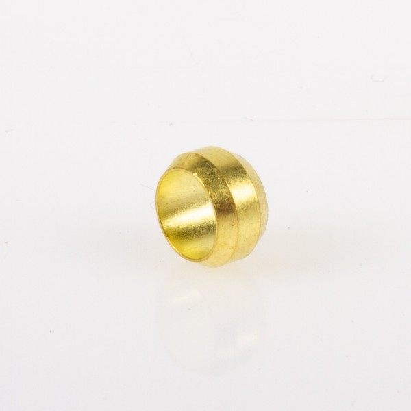 Showa Schneidring, Sleeve, Doppelkegelring für 6 mm Leitung - Okuma Schmierung
