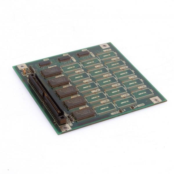 OKUMA COMS SRAM CARD , E4809-770-078-A (1911-2208) , OPUS7000