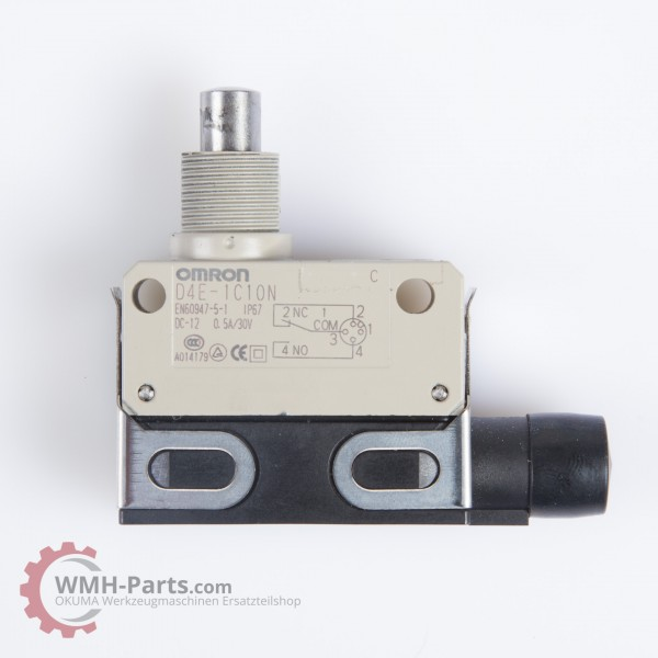 Omron D4E-1C10N Positionsschalter Stösel, Kabelanschlussstecker