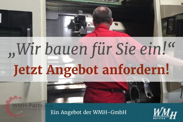 Angebot Einbau durch WMH-GmbH