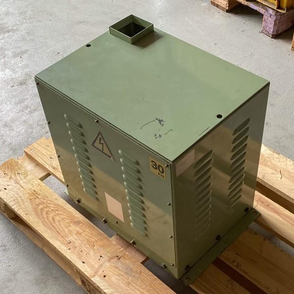 GOMI Transformator 30 KVA, Type E2565-254-959, Trafo für OKUMA MC-40VA