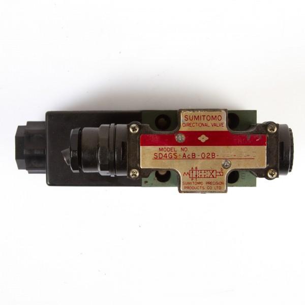 Sumitomo Magnetventil SD4GS-AcB-02B-D24-50-Z